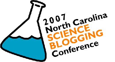 NC Science Blogging Conference logo