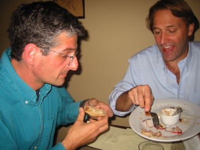 Bora Zivkovic and Michael Ruhlman