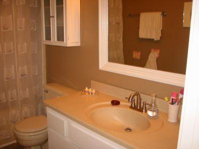 Bathroom gets a facelift